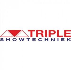 Triple Showtechniek logo