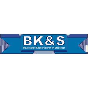 Beverwijkse Koeriersdienst en Stadspost logo
