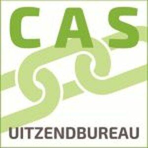CAS Uitzendbureau logo