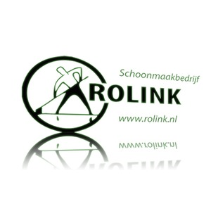 Schoonmaakbedrijf Rolink logo