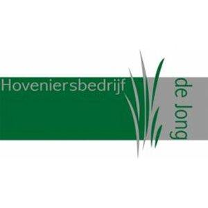 Hoveniersbedrijf D. de Jong logo