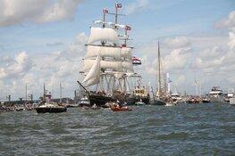 """Sail pas weer in 2025: """"Uitstel niet haalbaar"""""""
