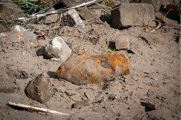 Bom aangetroffen bij werkzaamheden Spaarneweg