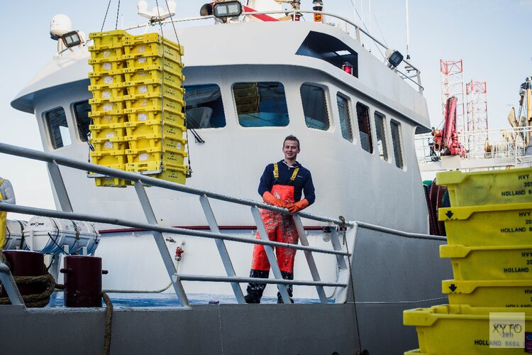Proef Noordzeevis uit IJmuiden