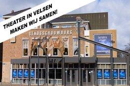 Theater in Velsen maken wij samen! Stadsschouwburg Velsen luidt noodklok voor behoud lokaal podium