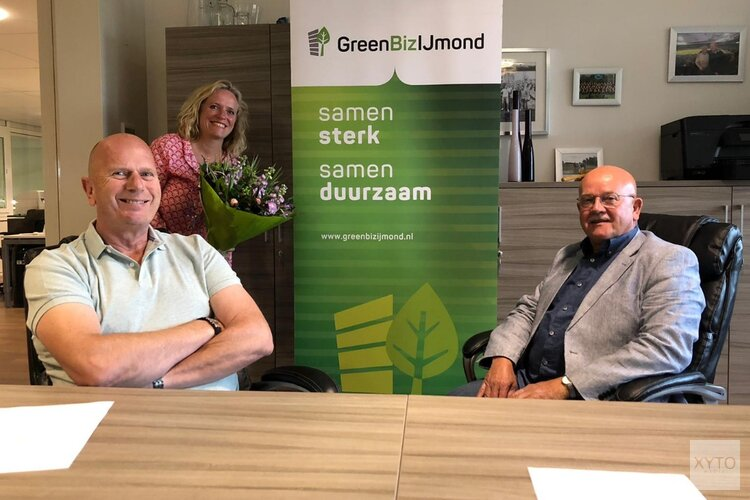 Ook gemeente Velsen en Interfish ondertekenen GreenBiz Green Deal
