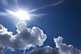 Weer: Zomerse temperaturen met af en toe een bui
