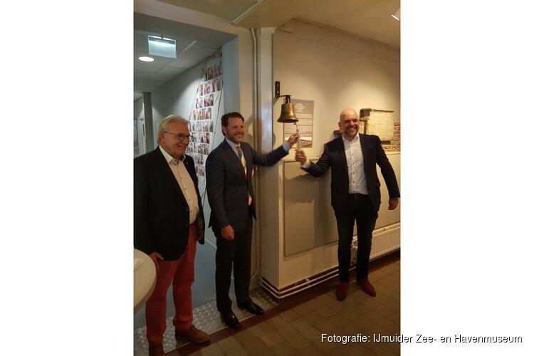 'Sail IJmuiden' in IJmuider Zee- en Havenmuseum