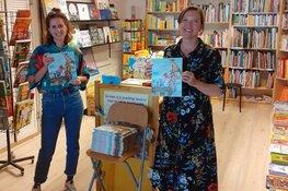 Prentenboek cadeau actie succes voor de VoorleesExpress