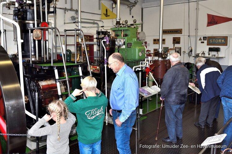 Motorendraaimiddag in Zee- en Havenmuseum