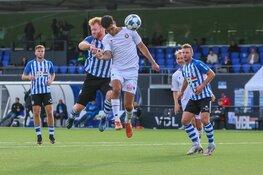 Telstar in spectaculair duel langs FC Eindhoven