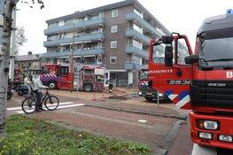 Grote brand stomerij lange Nieuwstraat IJmuiden