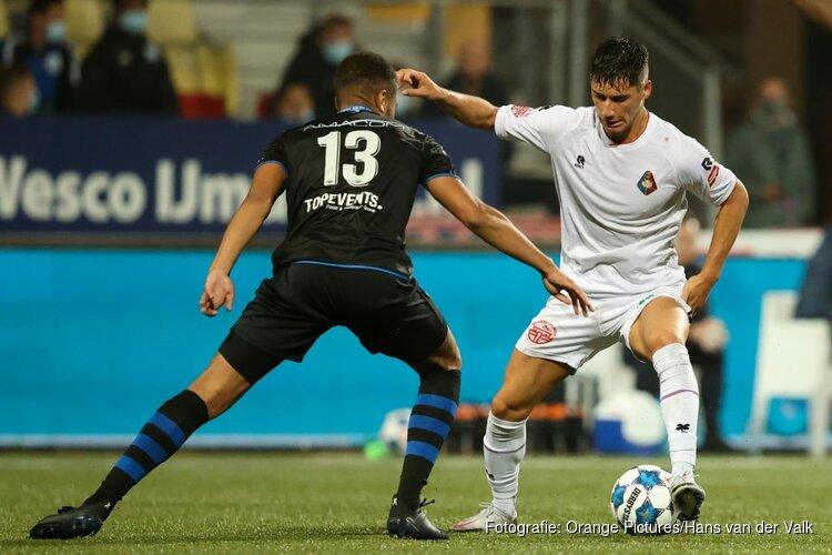 Telstar speelt met FC Den Bosch