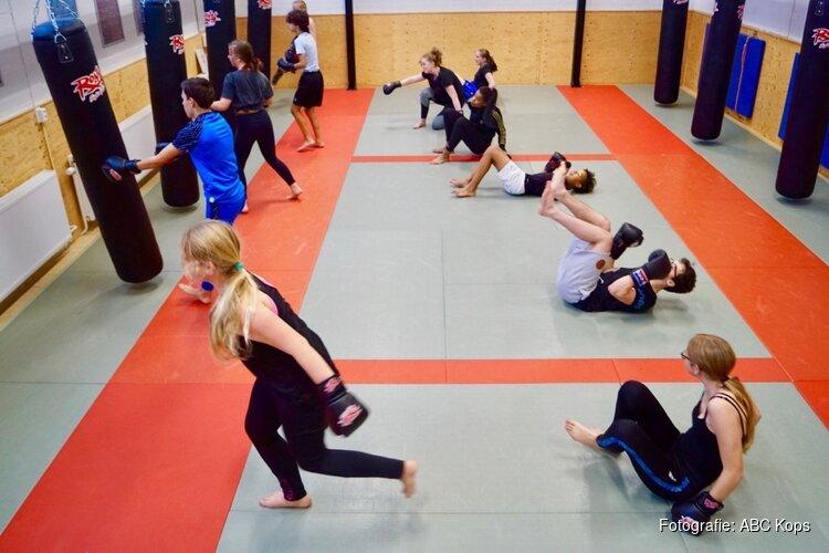Nieuw! Punch & Kick bij ABC Kops