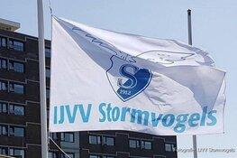 Verslag IJmuiden-Stormvogels