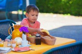 Nationaal Schoolontbijt met scholieren in Noord-Holland
