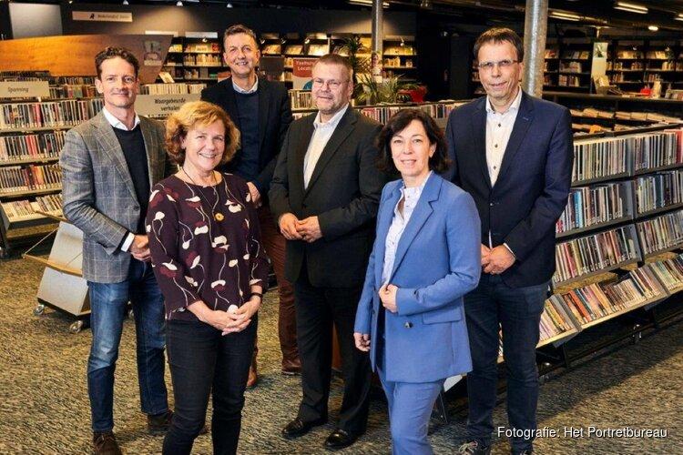 Directeur-bestuurder Bibliotheek en KunstForm Velsen kondigt vertrek aan