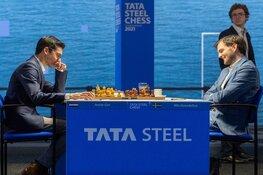 Nederlands beste schaker Giri neemt het op tegen koploper Grandelius in Tata Steel Chess Tournament