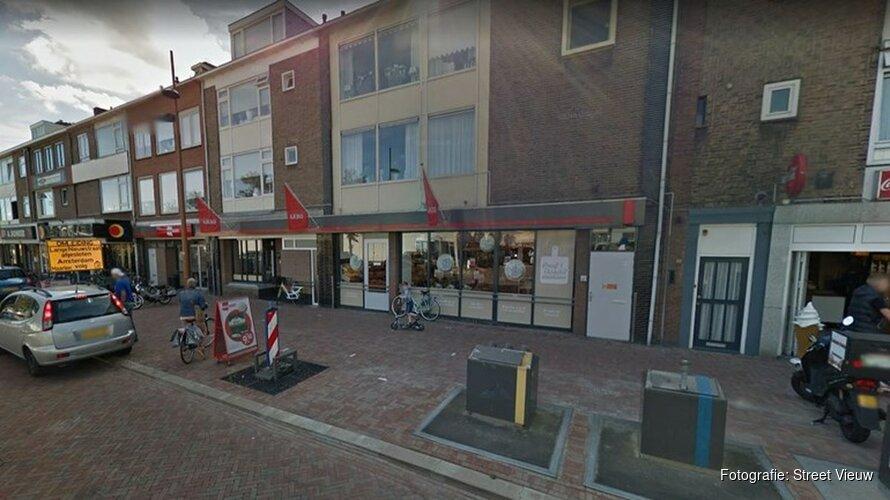 Overval bij Dekamarkt in IJmuiden