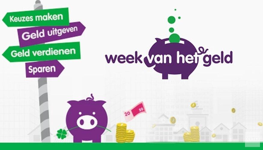 Week van het Geld 2018: 12 tot en met 16 maart