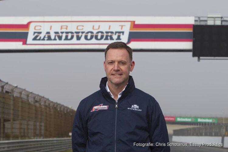 Robert van Overdijk benoemd tot algemeen directeur bij Circuit Zandvoort