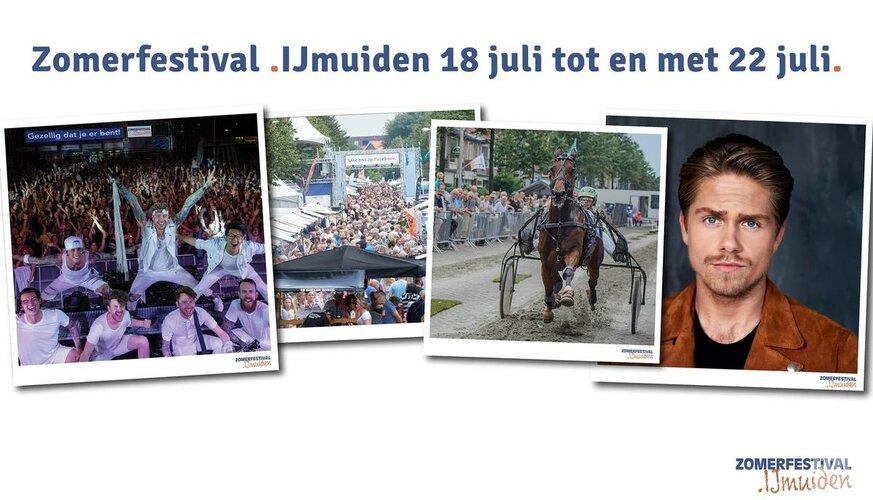 Zomerfestival IJmuiden 2018