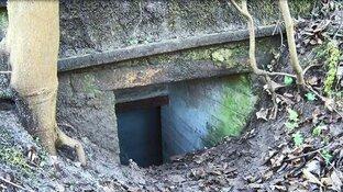 IJmuidense bunkers eenmalig geopend tijdens Bunkerdag