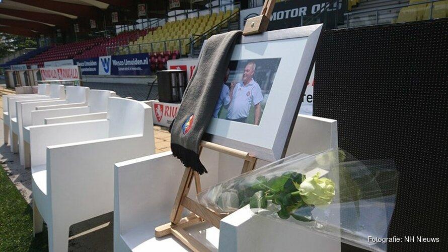 Telstarfans brengen laatste groet aan overleden Piet van Oosterom (61)
