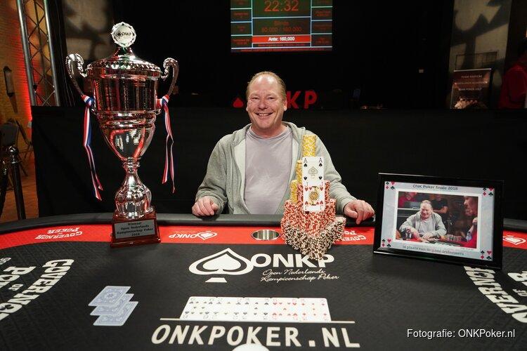 Dan Korver uit Velserbroek wint Open Nederlands Kampioenschap Poker