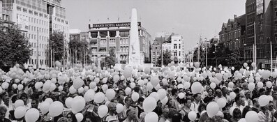 Aids in Amsterdam 1981-1996