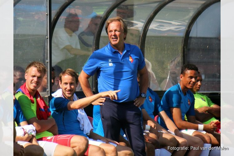 Telstar verslaat FC Den Bosch in oefenpot (3-0)