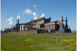 Brand Tata Steel veroorzaakt door lekkend staal