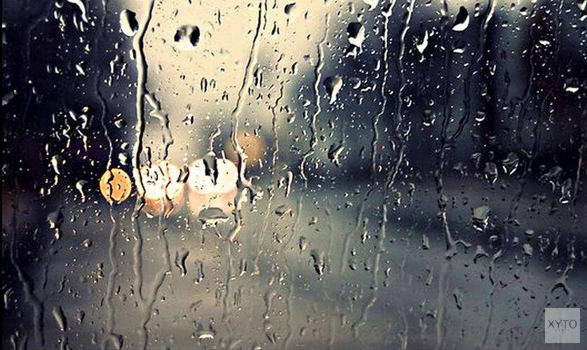 Onweer, harde wind, regen en hagelbuien komen eraan