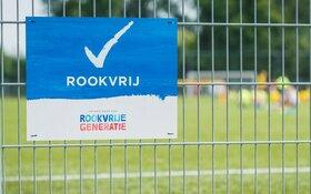 Meeste rookvrije sportverenigingen in Noord-Holland