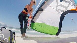 Kitesurfmarathon Hoek tot Helder is terug
