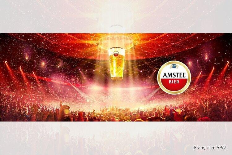 Vliegende vrienden van Amstel Live gaat door
