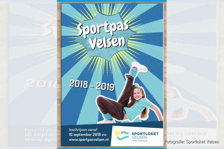 Schrijf je in via de Sportpas Velsen