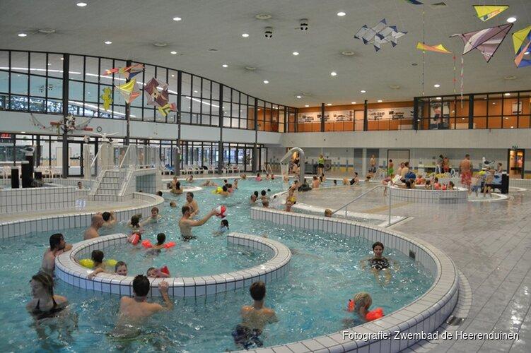 Halloween in zwembad De Heerenduinen en andere activiteiten in oktober