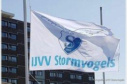 VV Ijmuiden en Stormvogels laten stadsderby zonder glans onbeslist eindigen