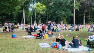 Parkenpraat in Gemeente Velsen