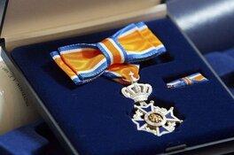 Koninklijke Onderscheiding voor de heer H. Wijkhuisen