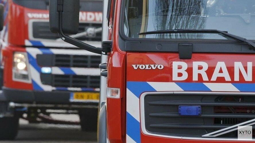 Veel rook en fikse schade bij woningbrand in IJmuiden