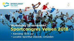 Sportcongres Velsen 2018