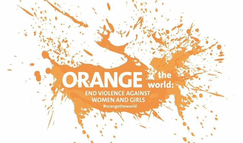 Vanaf 25 november kleurt de Engelmunduskerk oranje