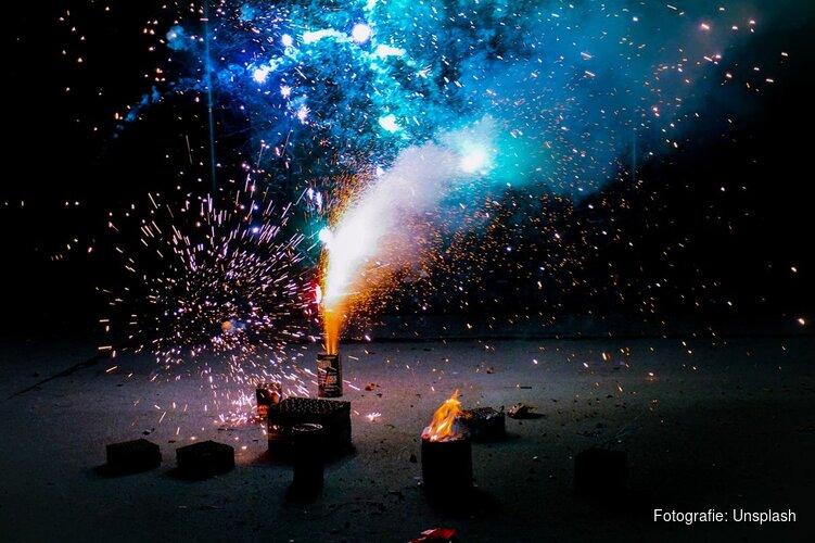 Meningen over vuurwerk zijn verdeeld in Velsen
