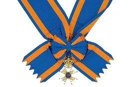 Koninklijke Onderscheiding voor de heer S. Schouten uit IJmuiden