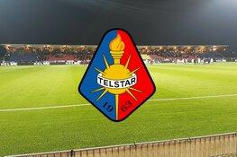 Telstar thuis nipt langs FC Dordrecht