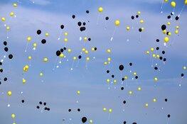Noord-Holland koploper in verbod op ballonoplatingen