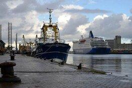 Verkeersmaatregelen rondom ferryterminal IJmuiden bij harde Brexit