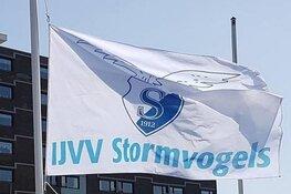 Geflatteerde overwinning Stormvogels op United/DAVO